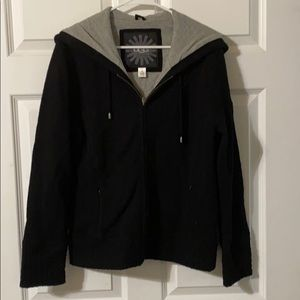 UGG Full Zip Hooded Jacket